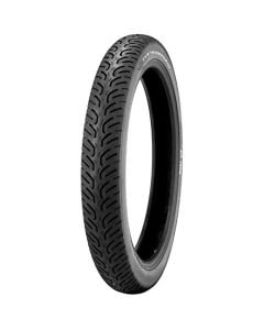 TVS 3.50 10 front and rear,back Tube Type tyre