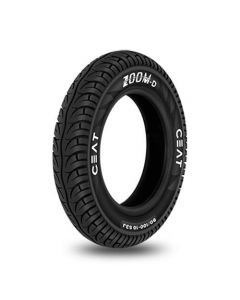 Ceat 90/100 10 Zoom D Tube Type Tyre