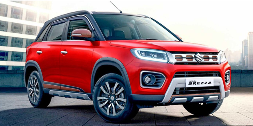 3 Tyres under Rs.6,000 for Maruti Brezza